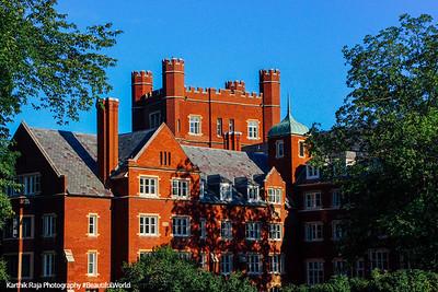 Cornell University - Olive Tadjen Hall, NY