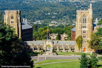 Cornell University - Lyon Hall, NY