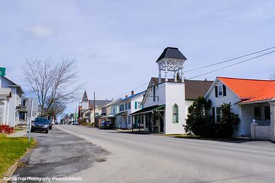 Rebersburg, Rural Pennsylvania