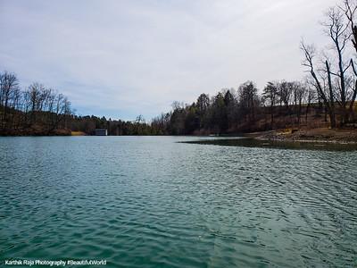 Lake Nitanee, Penn's Caves, Pennsylvania