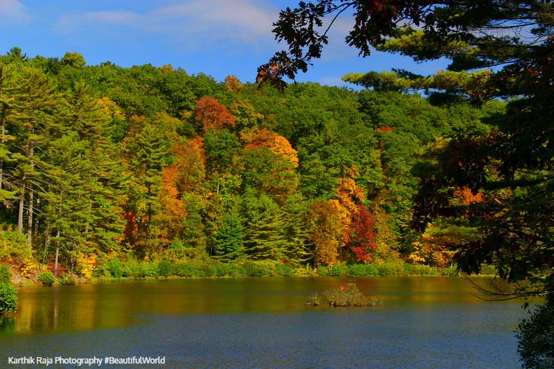 Shaver's Creek Environmental Center, Pennsylvania