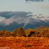 Sanfrancisco Peaks from Sedona, Arizona