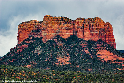 Courthouse Butte, Sedona, Arizona