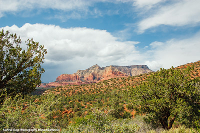 Jim Thompson Trail, Sedona, Arizona