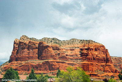 Red Rock Mountain, Sedona, Arizona