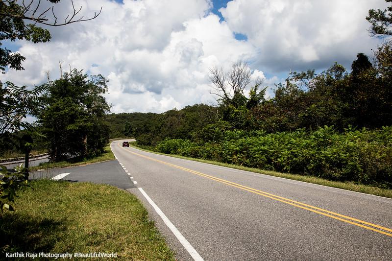 Skyland Drive, Shenandoah National Park, Virginia