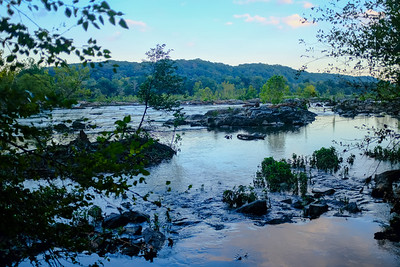 Great Falls Park, Potomac River, Virginia