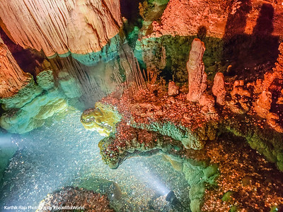 Wishing Well, Luray Caverns, Virginia