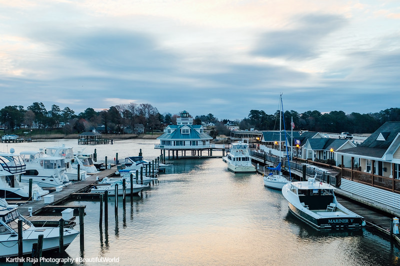 Pier at Smithfield, Virginia