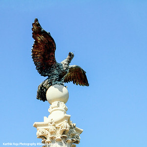 Valley Forge - Eagle mast