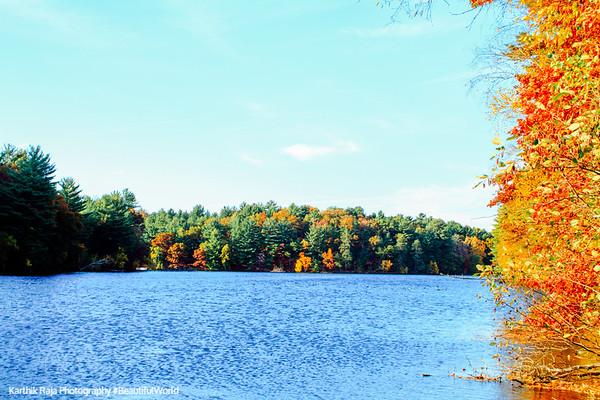Mirror Lake State Park, Wisconsin