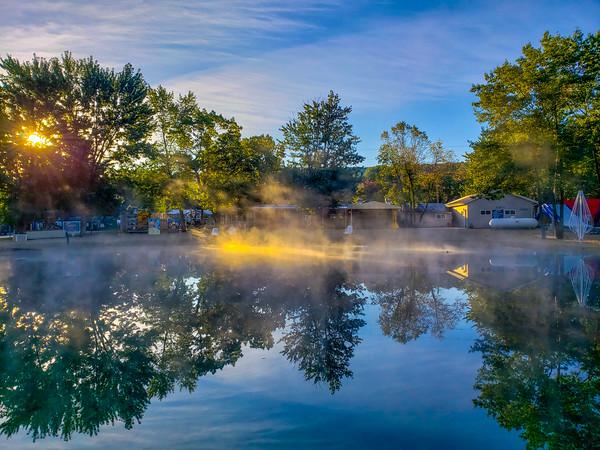 Sleepy Hollow Campground, Lodi, Wisconsin