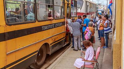 Transporte Escolar in Cárdenas