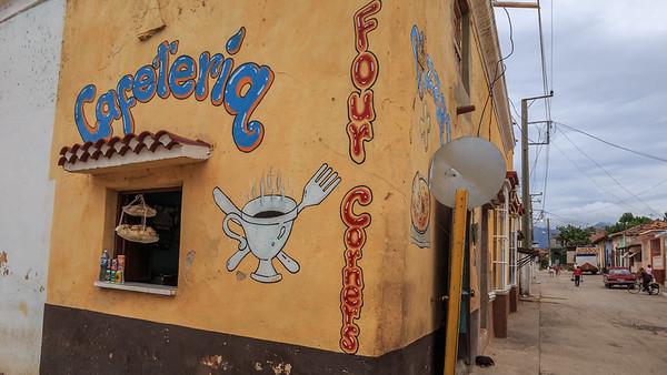 restaurant, Trinidad
