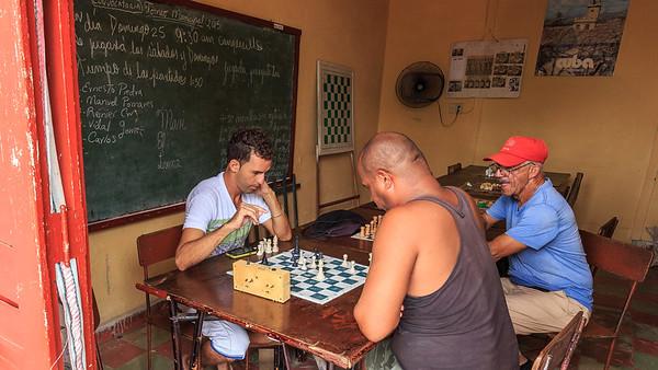 Trinidad, chess
