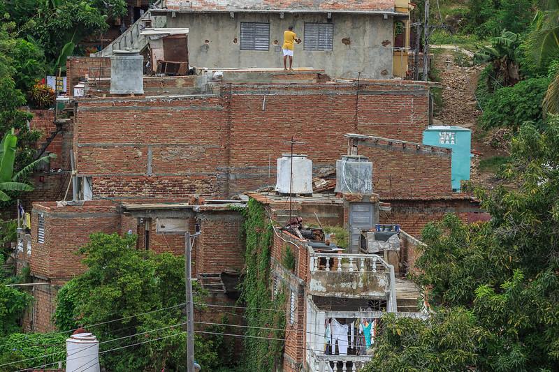 roofs of Trinidad
