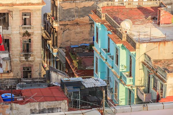 Habana Vieja from above