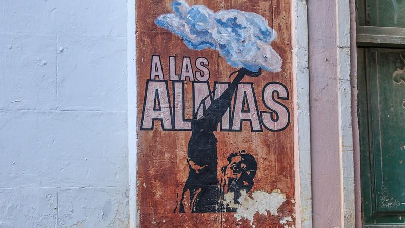 Habana Vieja, murales