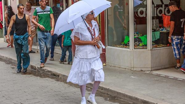 Habana Vieja, people