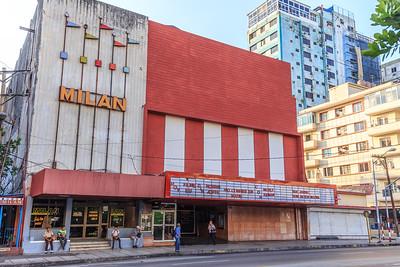 Cine Milan o Rampa, Habana Vieja, cinema, Kino