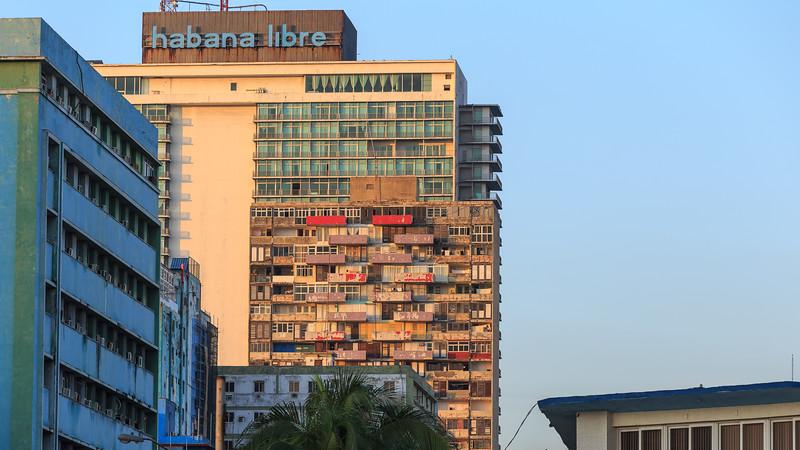 Habana Vieja, Habana Libre