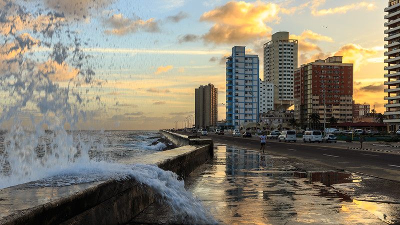 Malecón morning