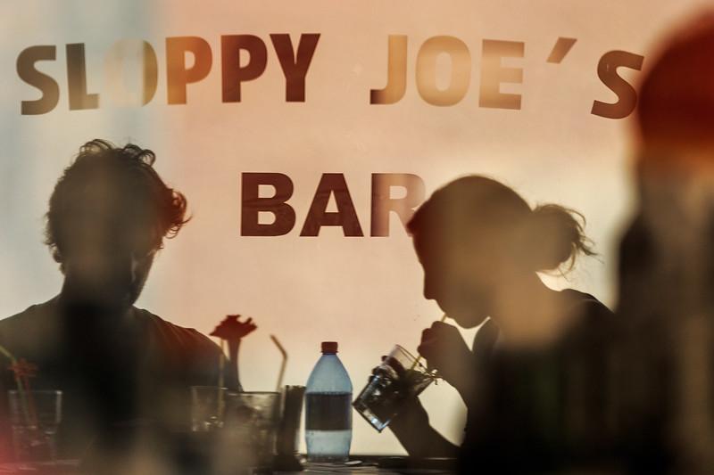 Sloppy Joe`s Bar, drinks