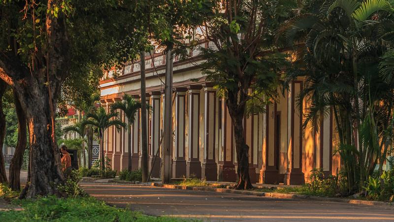 Vedado (Havanna) am Morgen