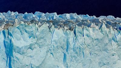 Front des Perito Moreno Gletschers