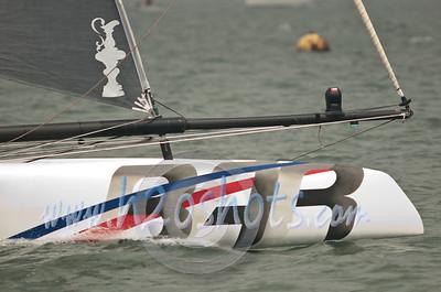 2012 ACWS Day 1 Round Robin Match Race