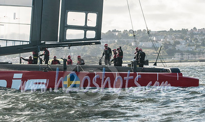 Artemis Racing Dec 12th 2012