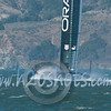 Oracle Racing UC 72 Demise