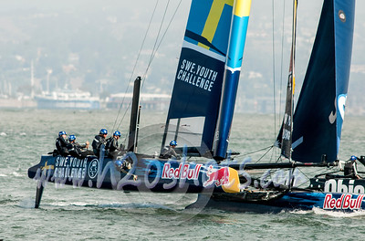 Red Bull YAC Practice Races AUG 27