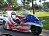 Flag Bike