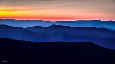 """Sunrise Over the Dome"""