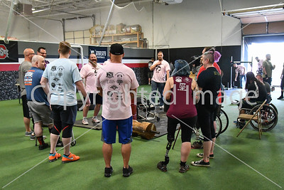 America's Strongest Athlete with Disabilities 5May18