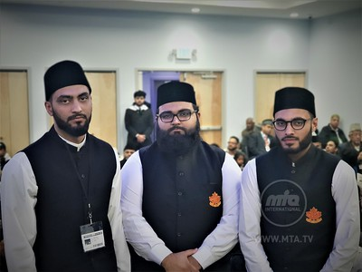 Students of Islam