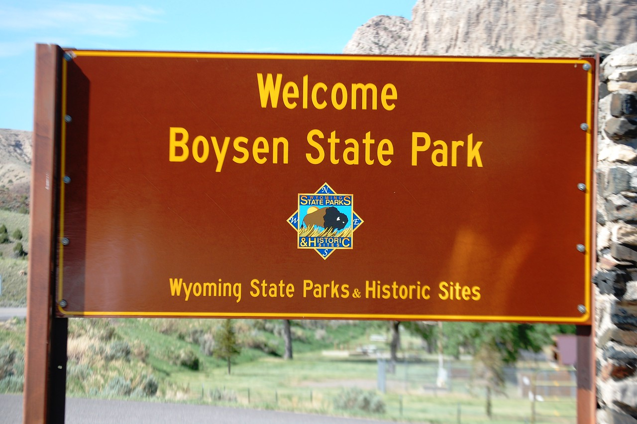BoysenStateParkWY