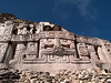 Castillo, Xunantunich, Belize.  This is a detail of the eastern frieze.