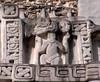Detail, Castillo, Xunantunich, Belize