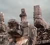 Warriors' Temple, Chichen Itza
