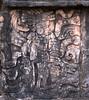 Man Carrying Head, Platform of Skulls, Chichen Itza
