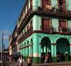 Across from the Capitol, Havana