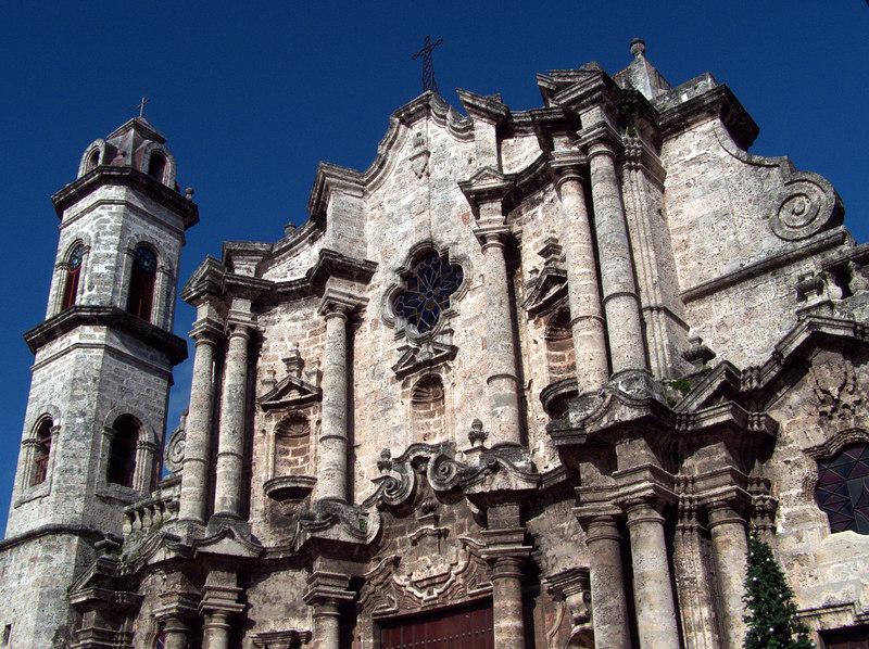 Catedral de San Cristobal, Havana