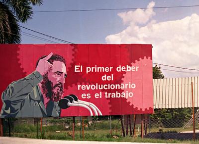 Cuba, July-August 1987