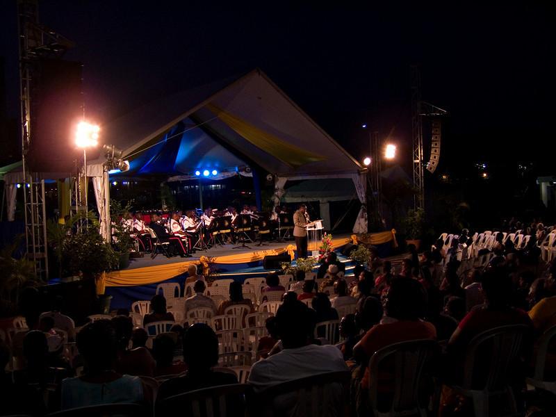 Heroes Day speech, Bridgetown, Barbados