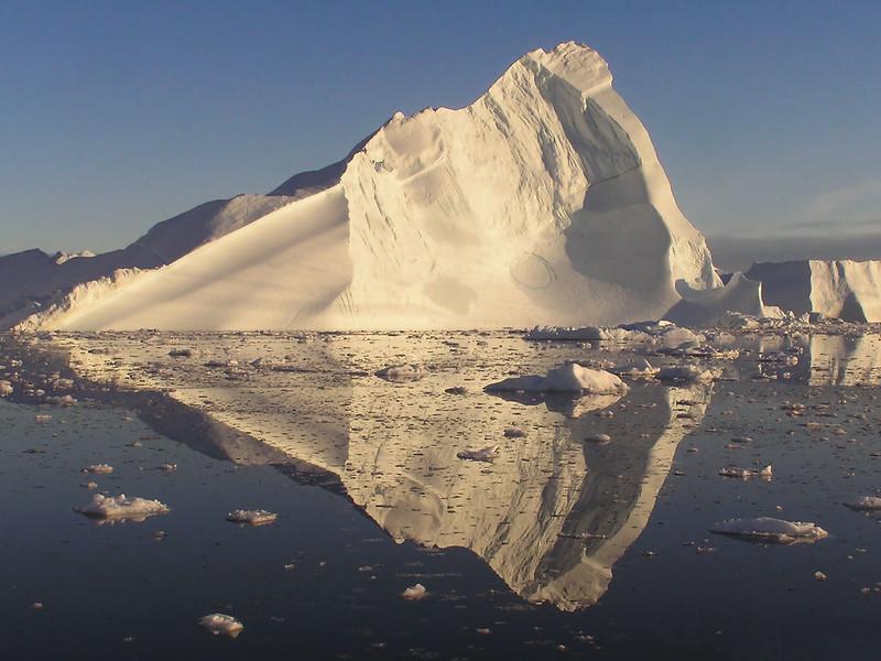 "Iceberg, ""night"""