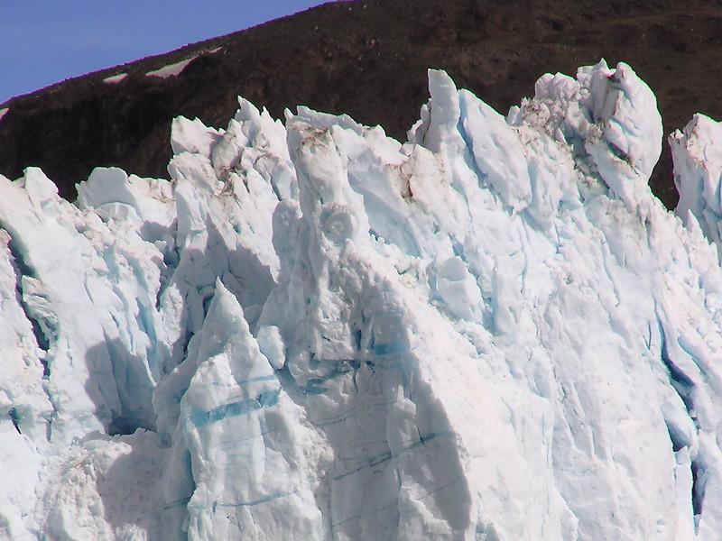 Eki glacier