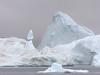 Icebergs, Disko Bay