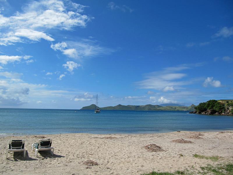 Oualie Beach, Nevis